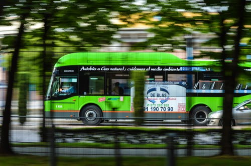 second hand buses